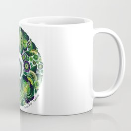 Virgo in Petrykivka style (with signature) Coffee Mug