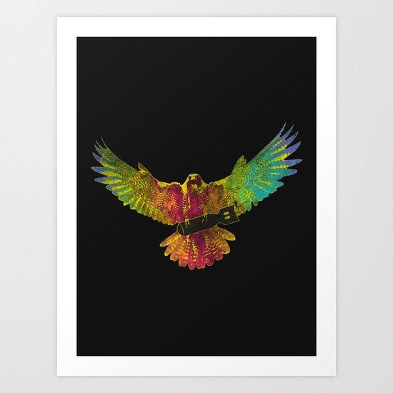 F-16 Art Print