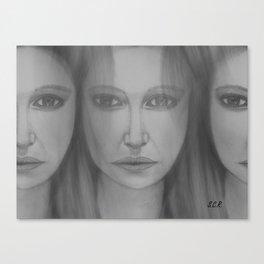 Confusion by Saribelle Rodriguez Canvas Print
