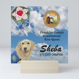 sheba Mini Art Print