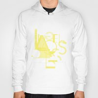los angeles Hoodies featuring Los Angeles by ARTITECTURE