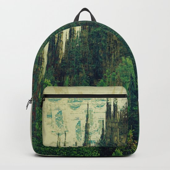 Forest Cathedral Backpack