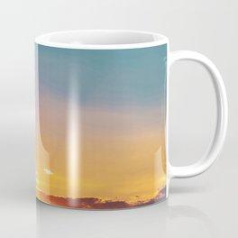 Horse Sunrise (Color) Coffee Mug