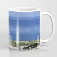 cape cod Mugs featuring Cape Cod by Heidi Ingram