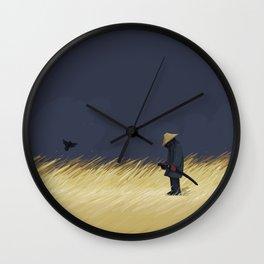 False Alarm Wall Clock
