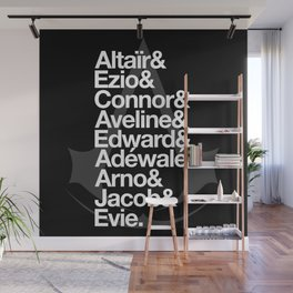 Creed Wall Mural