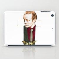 hannibal iPad Cases featuring Hannibal by Caeruls