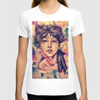 agnes T-shirts featuring Agnes Mackenzie by Olga Noes