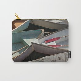 Schoodic Peninsula Boats Carry-All Pouch