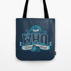 Infinite Who Tote Bag