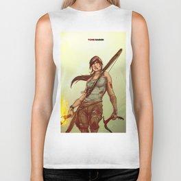 Tomb Raider Biker Tank