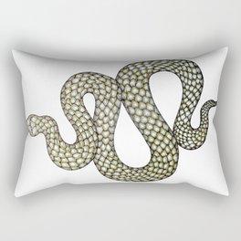Snake's Charm Rectangular Pillow
