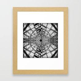 Time Lapse Framed Art Print