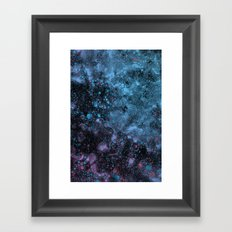 Cell Stem Framed Art Print