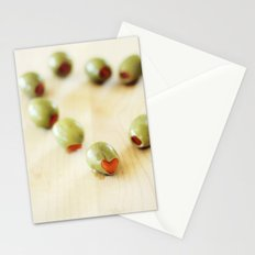 Olive You Stationery Cards