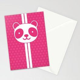 Pink Panda Stationery Cards