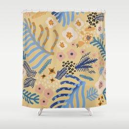 Flower's Spring Whisper   Shower Curtain