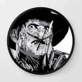 Freddie Krueger Wall Clock