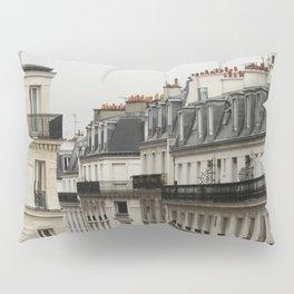 Traditional Paris Rooftops  Pillow Sham