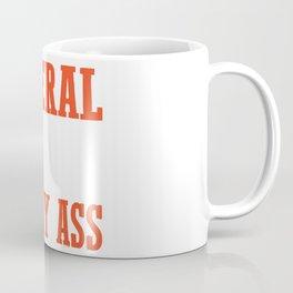 LIBERAL FOR HALLOWEEN (MP) Coffee Mug