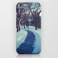 A long & winding road Slim Case iPhone 6s