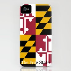 The Free State, Maryland iPhone (4, 4s) Slim Case