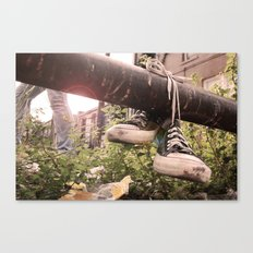 Turning Point Canvas Print