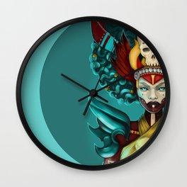 Voodoo Fantasy Wall Clock