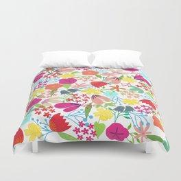Wildflower Pattern Duvet Cover