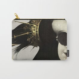 Pascal Funeral Mask Carry-All Pouch