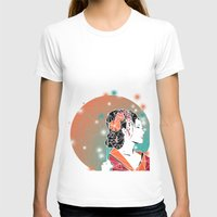 geisha T-shirts featuring GEISHA by ARCHIGRAF