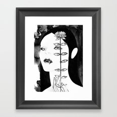 Portrait 39 Framed Art Print