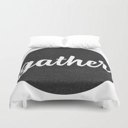 Gather Duvet Cover