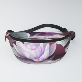 Waterlily Escape Fanny Pack