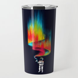 Space vandal Travel Mug