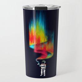 Space vandal Travel Mug