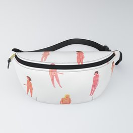 naked Fanny Pack