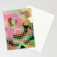 Abstract Painting No. 10 Stationery Cards