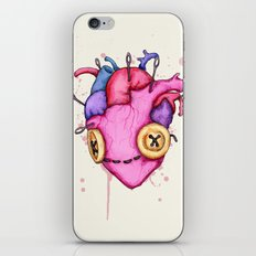 Happy Heart iPhone & iPod Skin
