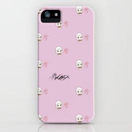 Fifty N' Awe iPhone Case
