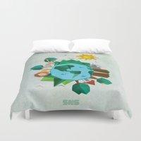 planet Duvet Covers featuring Planet by Design SNS - Sinais Velasco