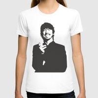 david olenick T-shirts featuring david by b & c