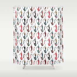 imbryk_no1 Shower Curtain