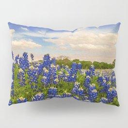 Bluebonnet Texas Pillow Sham