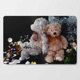 Teddy Bear Buddies Cutting Board