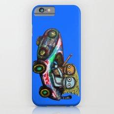 A trip by car iPhone 6s Slim Case
