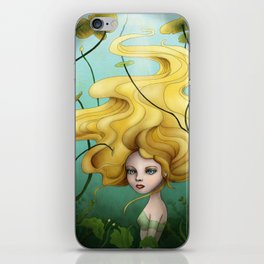 Under the water iPhone Skin