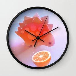 Stego Dino Wall Clock