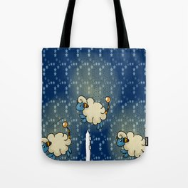 Counting Flaafy Tote Bag
