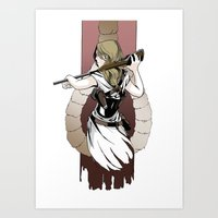 Revolutionary Art Print